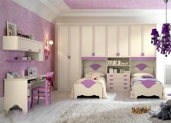أثاث غرف أطفال