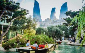 السياحية فى اذربيجان