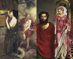 كتب أساطير وخرافات اغريقية