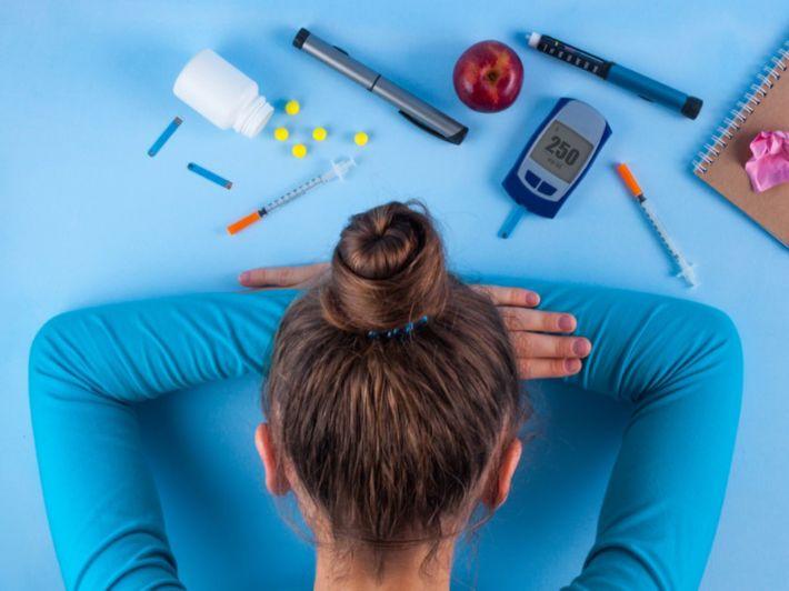 أعراض مرض الضغط والسكر