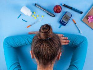 مرض السكر والضغط